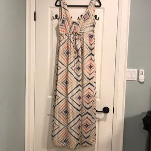 Old Navy Maternity Maxi dress